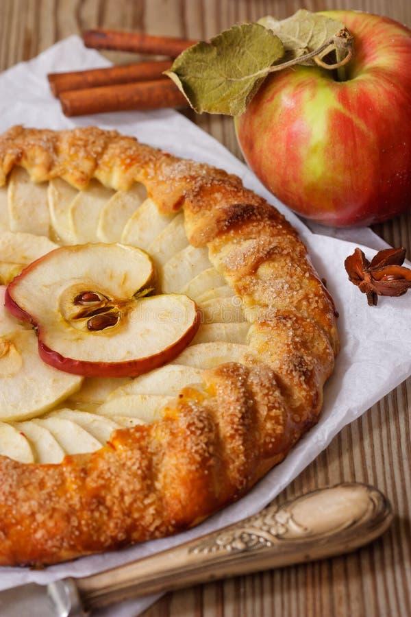 Расстегай яблока сахара. стоковые фото