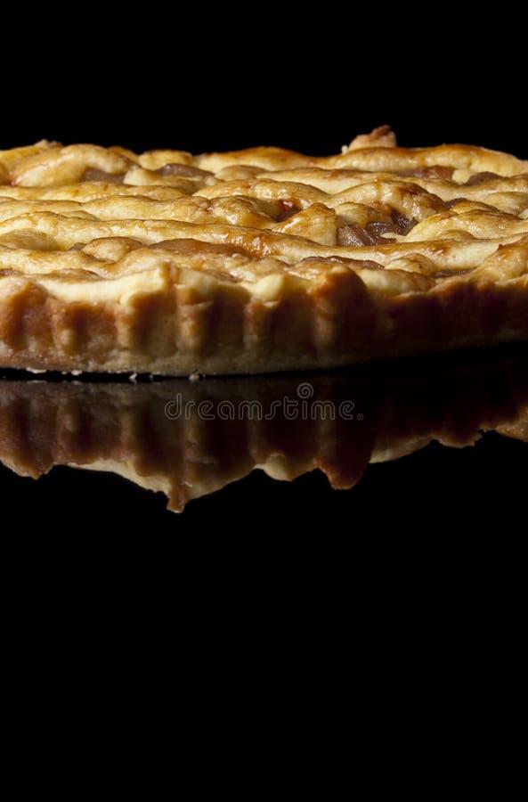 расстегай яблока стоковое фото