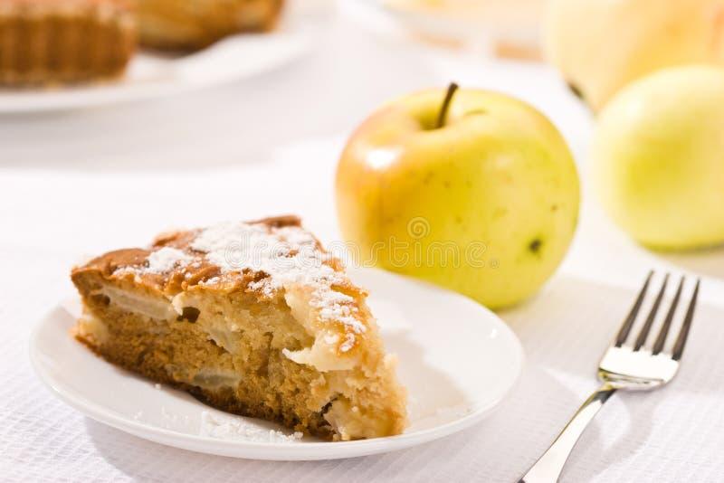 расстегай яблока стоковая фотография rf