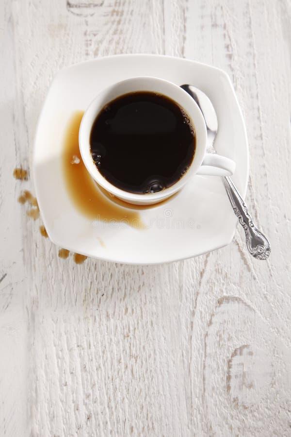 Расслоина кофе стоковая фотография