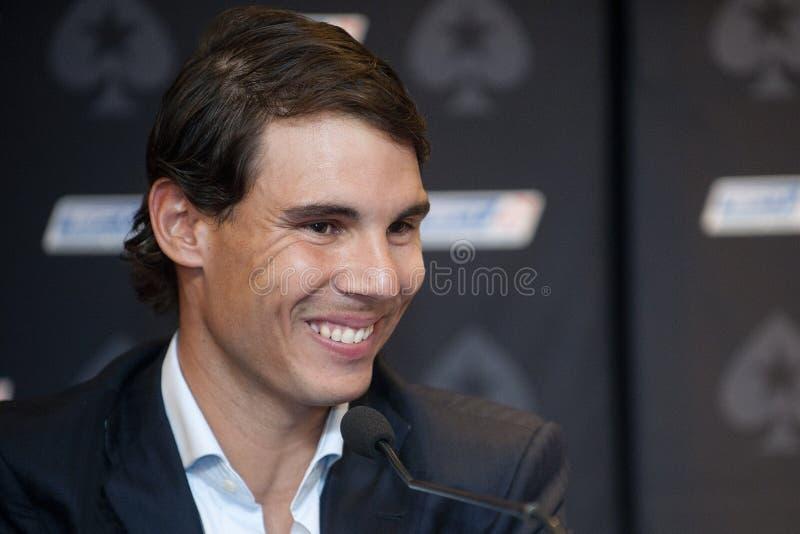 Рафаэль Nadal стоковое изображение rf