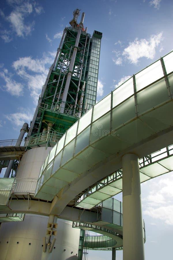Download рафинадный завод детали стоковое фото. изображение насчитывающей индустрия - 6867338
