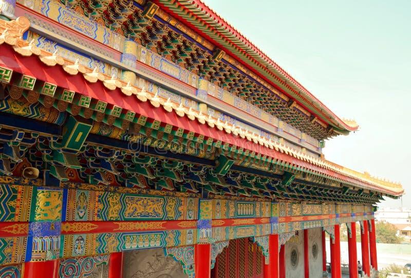 Раджа Kanjanapisek Wat Borom стоковая фотография rf