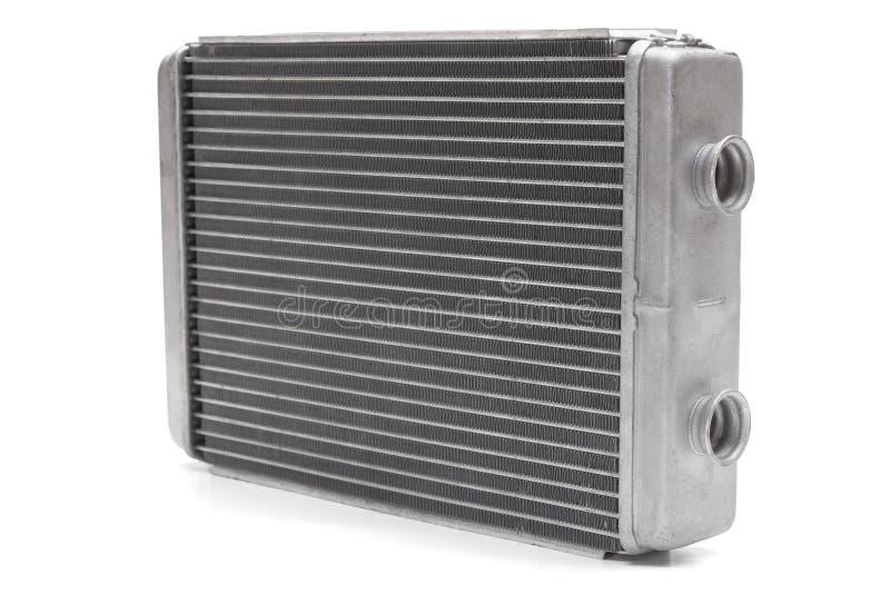 Радиатор автомобиля стоковое фото