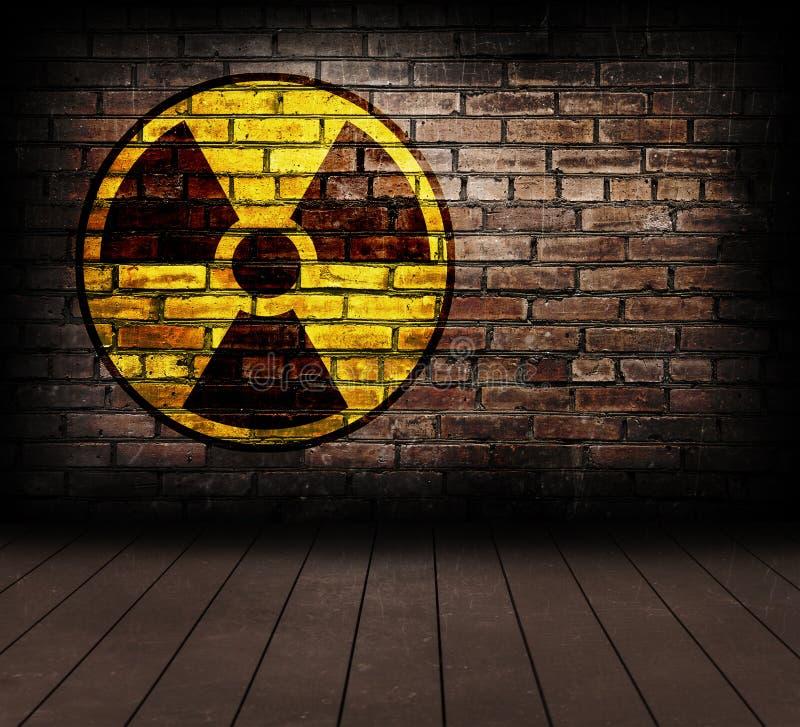 Радиация. стоковые фотографии rf