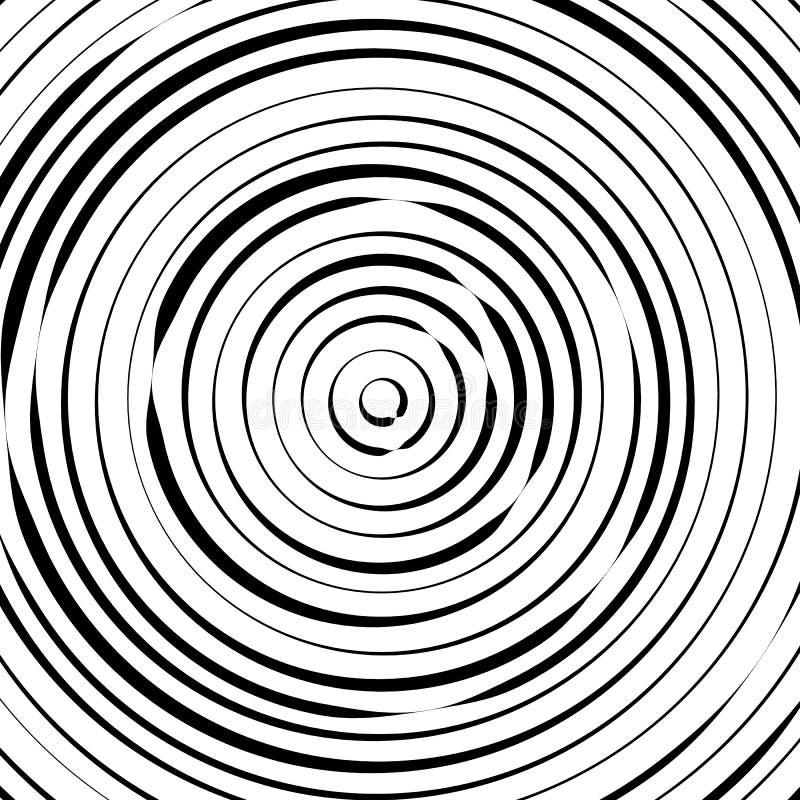 Download Радиальные концентрические круги с солдатом нерегулярной армии, динамические линии Abstrac Иллюстрация вектора - иллюстрации насчитывающей центр, свободно: 81812709