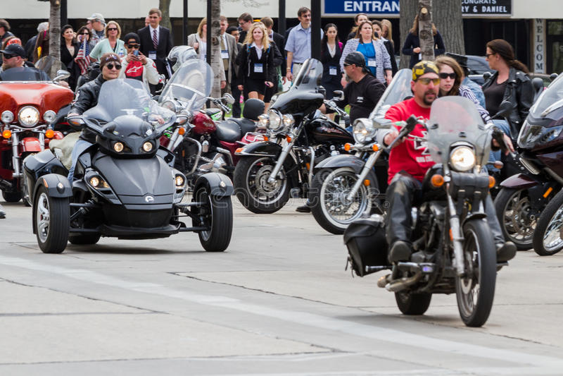 Download Ралли мотоцикла редакционное фото. изображение насчитывающей американская - 40589251