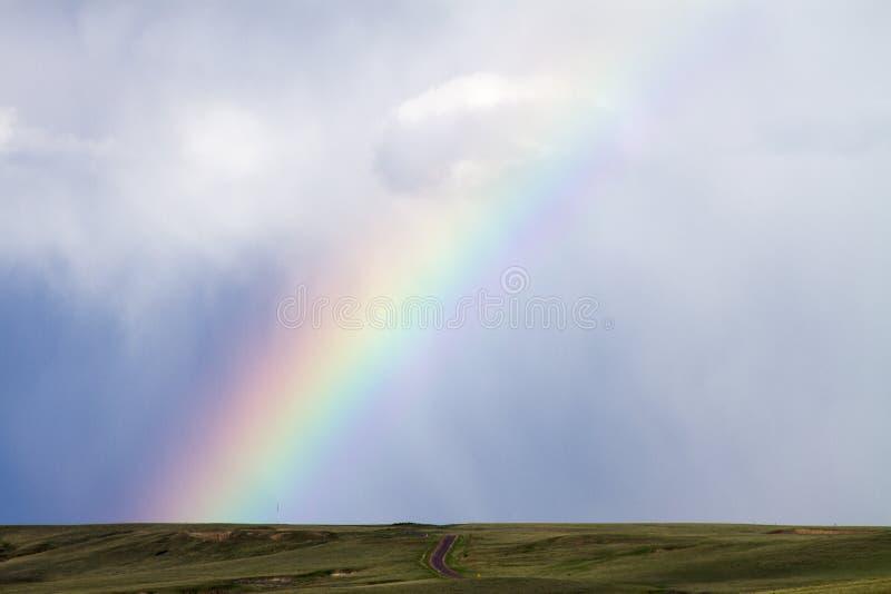 Радуга Колорадо стоковые фотографии rf