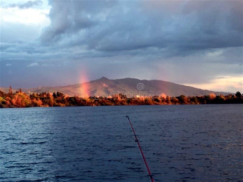 радуги 2 стоковое фото