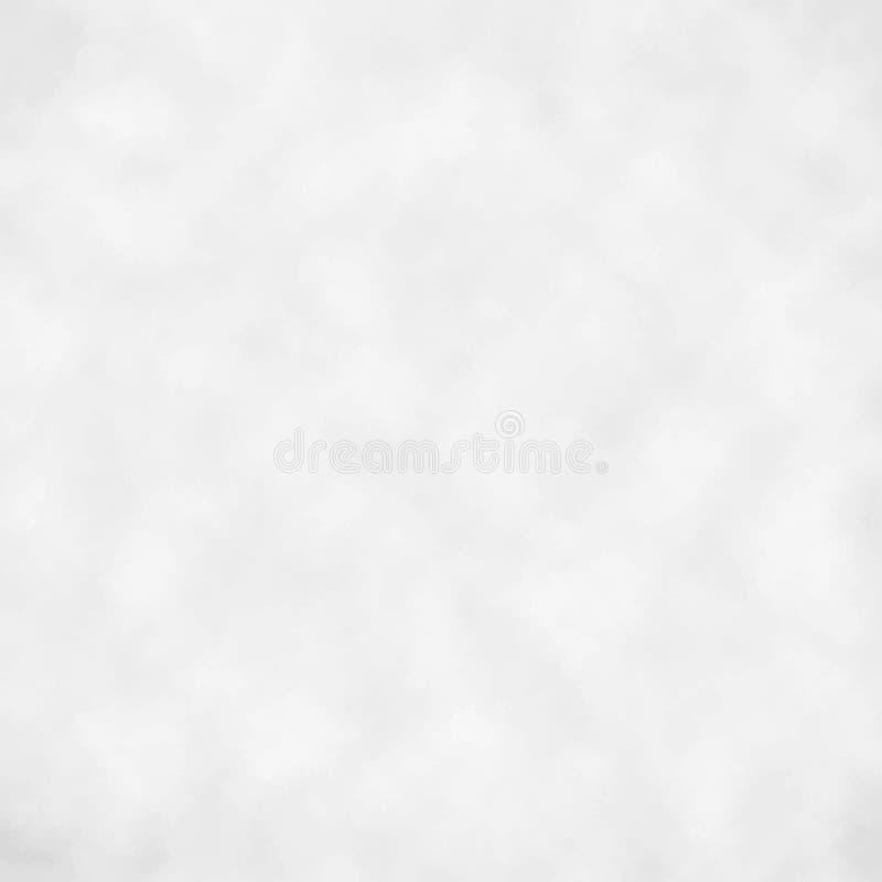 Реалистическая чистая бумажная поверхность холста Пробел белой винтажной картины пустой бумажный Текстура картона естественная Аб бесплатная иллюстрация