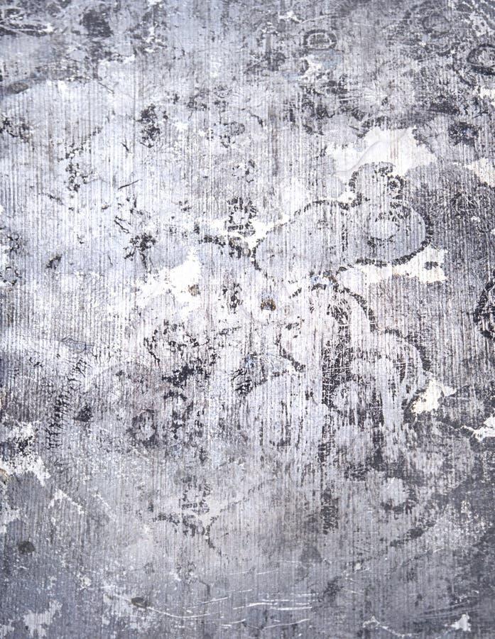 Реальная картина Дамаска стальная Предпосылка металла стоковые фото