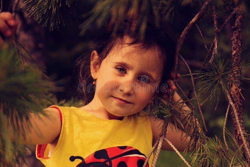 Ребенок, маленькая девочка стоковые фото