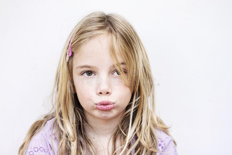 ребенок несчастный стоковые фото