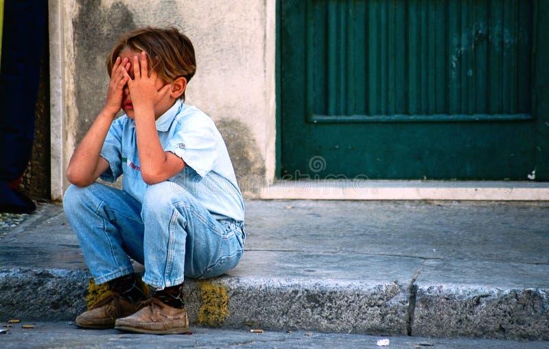 ребенок отчаянный