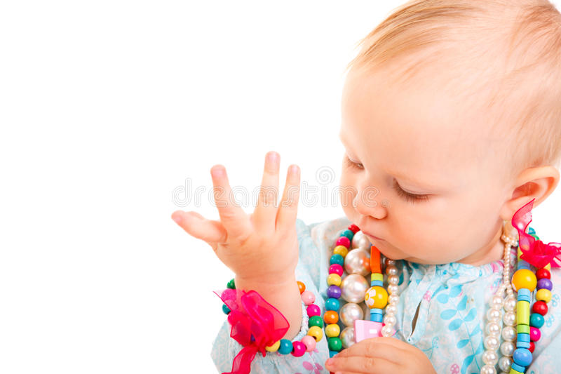 ребёнок ультрамодный стоковое фото