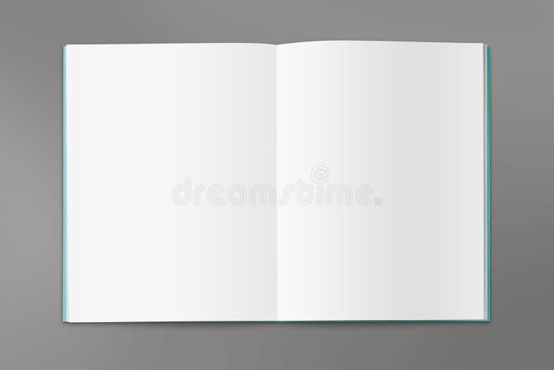 Реверсирование каталога в размере A4 стоковые фото