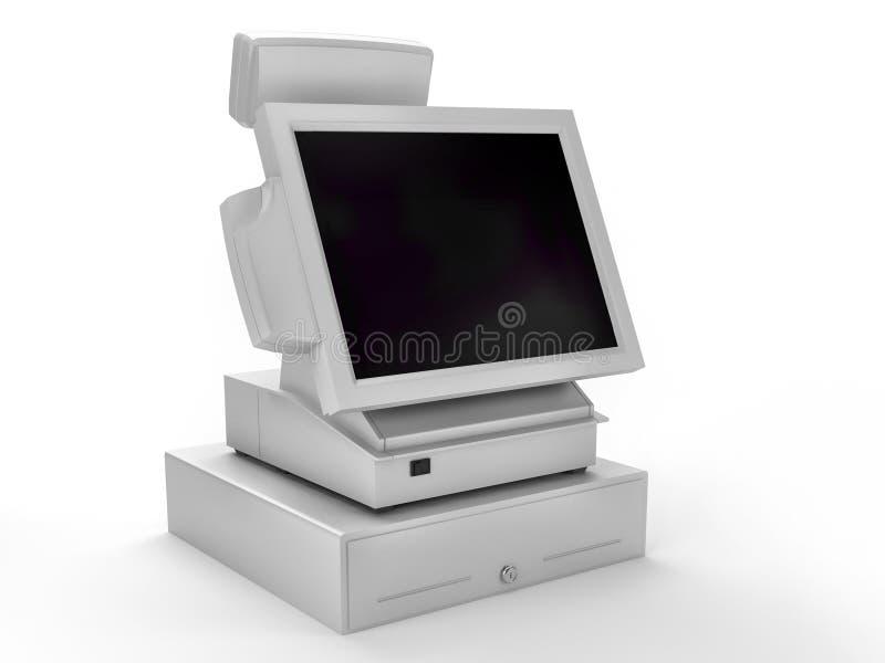 регистр наличных дег электронный бесплатная иллюстрация