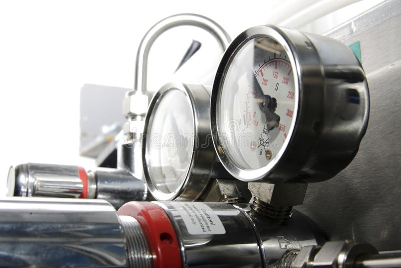 регулятор давления стоковые изображения rf