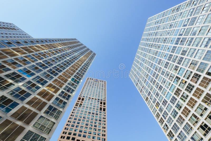Резервное фото строительного комплекса в Пекин, Китая CBD стоковые фото