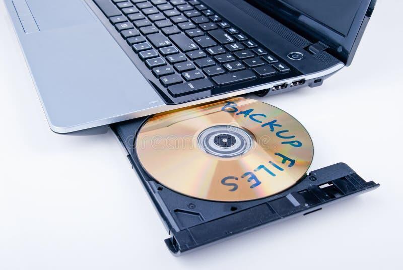 Резервные файлы стоковая фотография rf