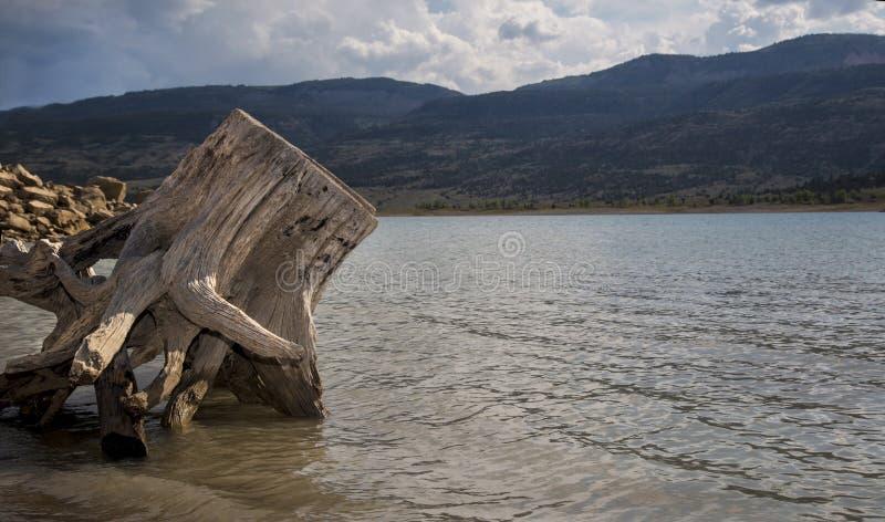 Резервуар долины Joes стоковая фотография rf