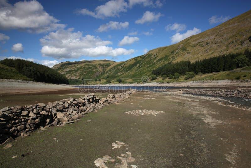 Резервуар Haweswater стоковая фотография