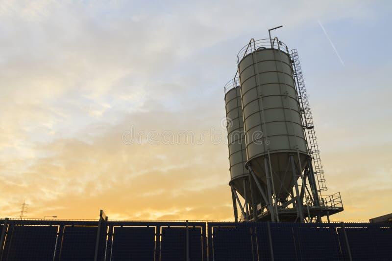Резерв фабрики стоковые изображения rf