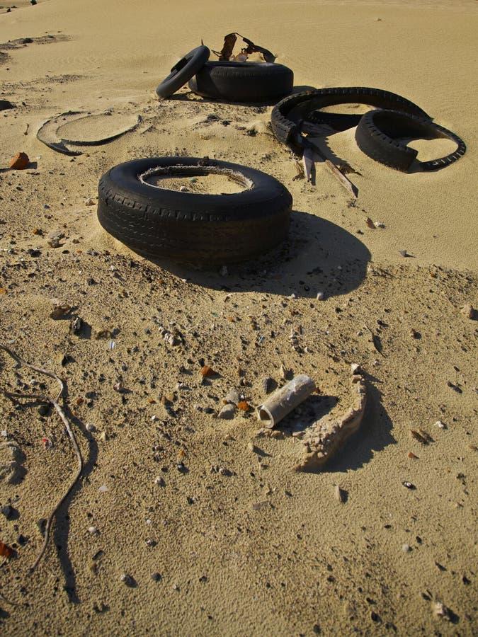 резина загрязнения сора стоковые фото