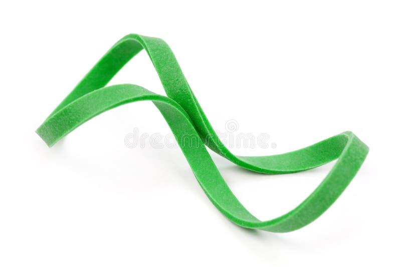 резина полосы зеленая стоковые фотографии rf