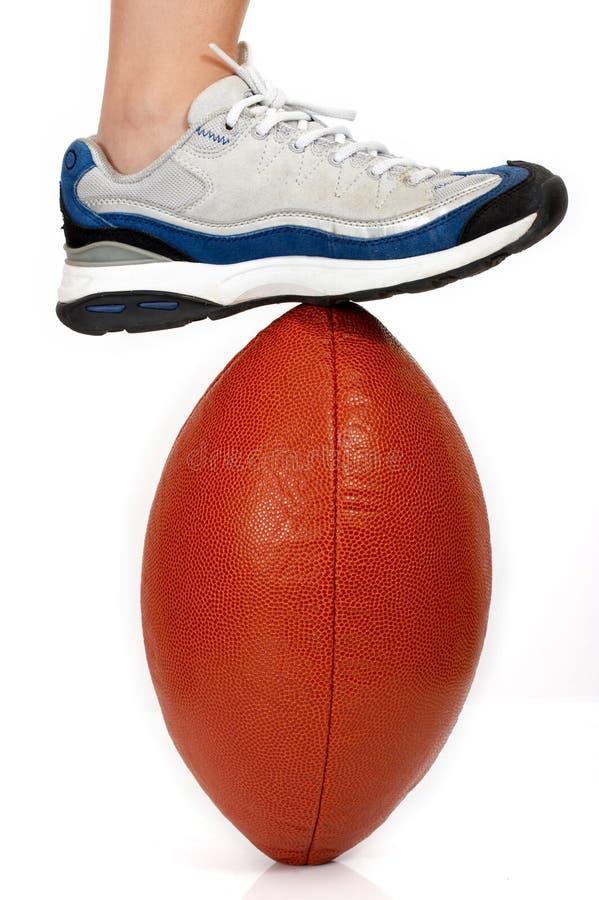 резиновый шагать ботинок стоковая фотография rf