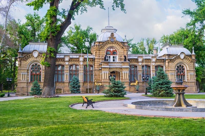 Резиденция принца Romanov стоковое изображение rf