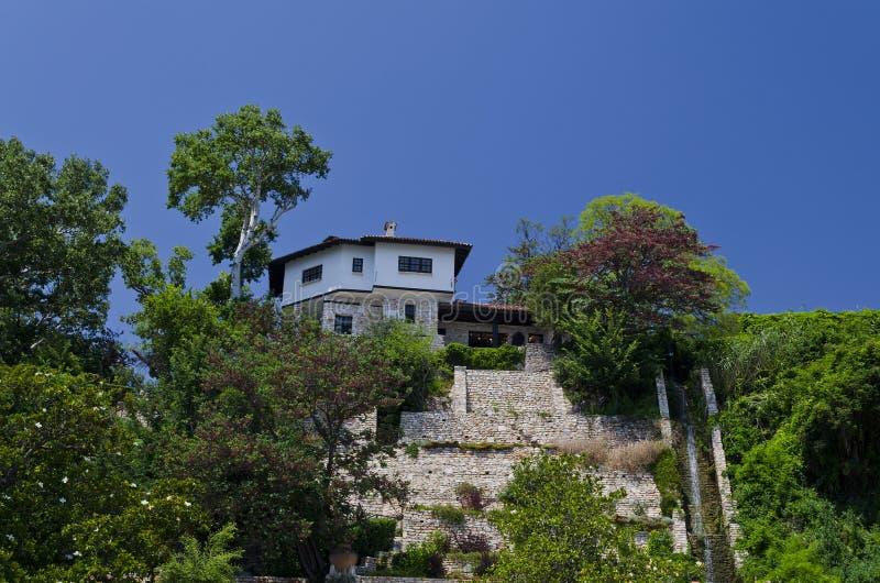 Резиденция румынского ферзя Мари стоковая фотография