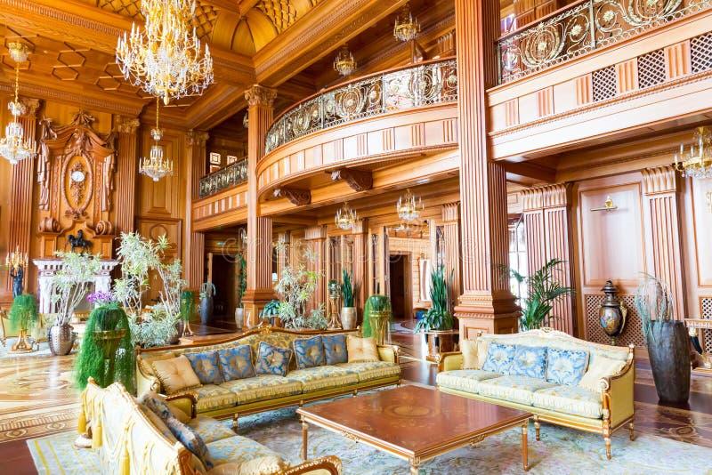 Резиденция Mezhigirya Yanukovich стоковые фото