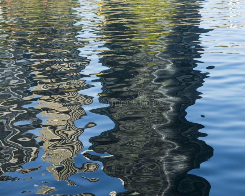 Резюмированные воды лета в Чикаго 5 стоковое изображение
