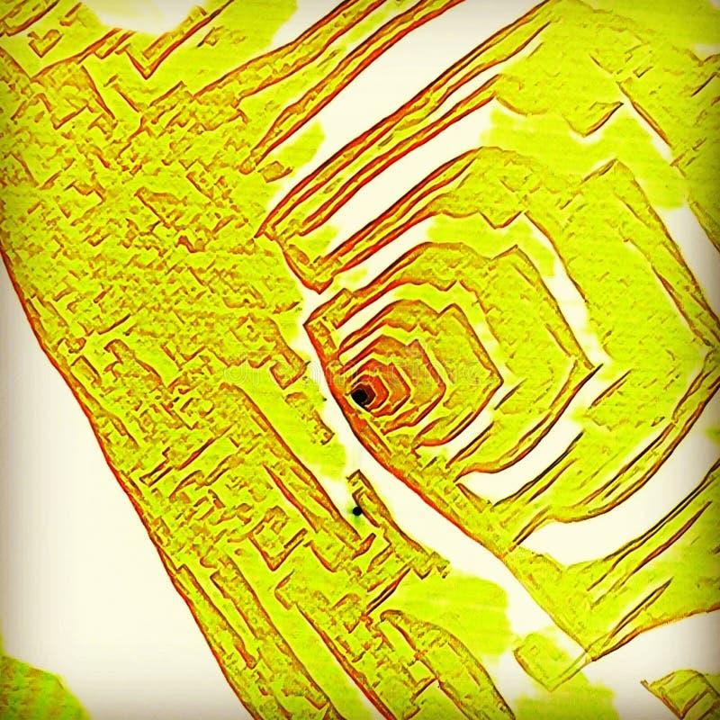 резюмируйте вектор eps предпосылки цифровой стоковое изображение