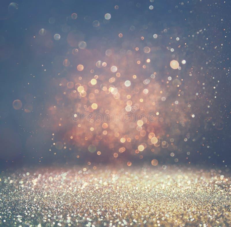 Резюмируйте запачканное фото взрыва и текстур света bokeh светлое пестротканое стоковые фотографии rf