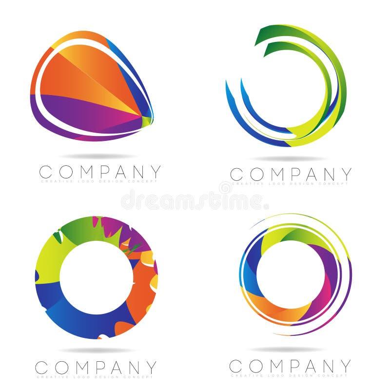 резюмируйте логос дела бесплатная иллюстрация
