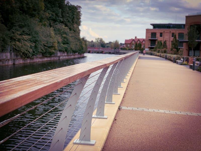 Река в Maidenhead стоковая фотография