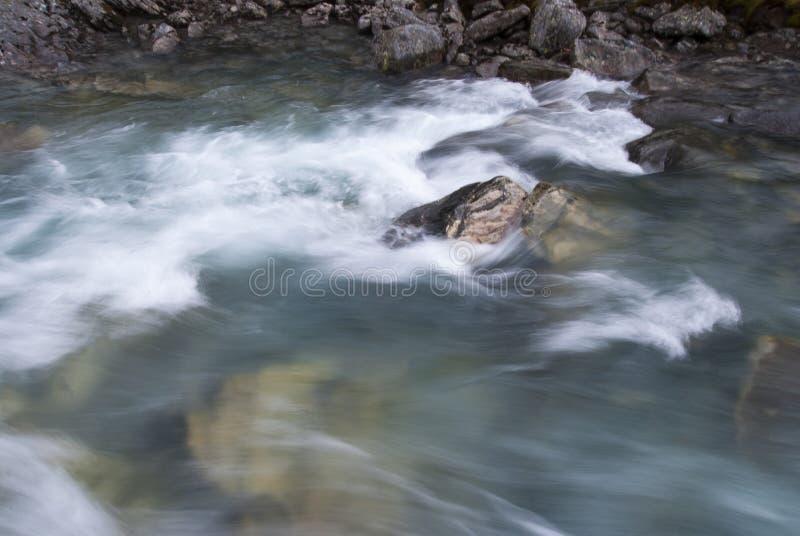 Река и водопад стоковое фото