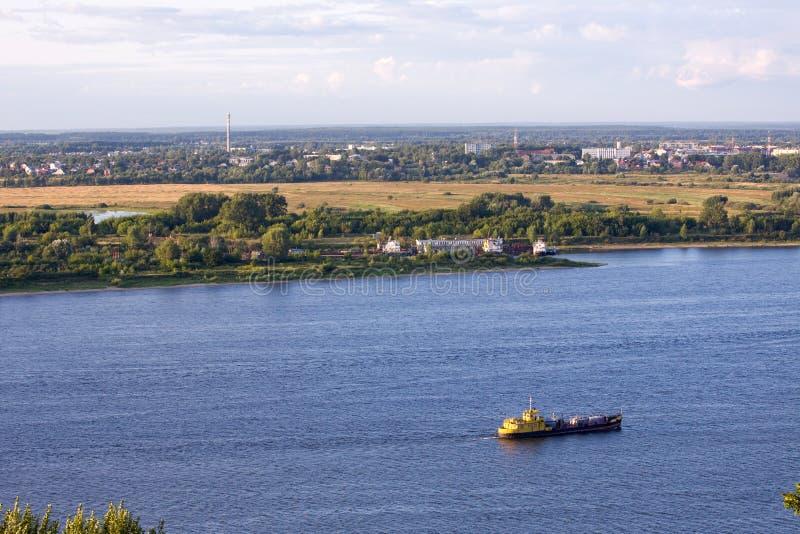 река ландшафта стоковые изображения