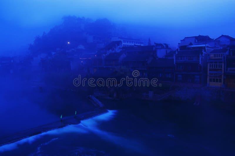 река ландшафта стоковая фотография
