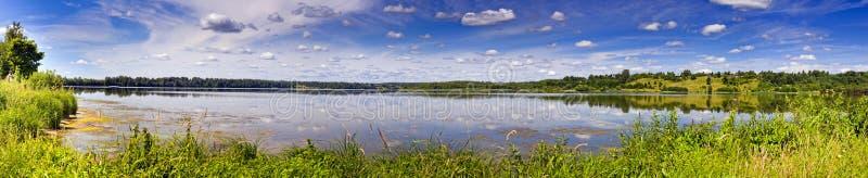 Река лета стоковая фотография rf