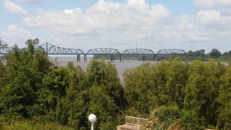 река Миссиссипи стоковая фотография rf