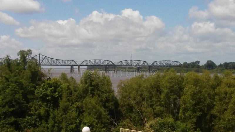 река Миссиссипи стоковые изображения rf