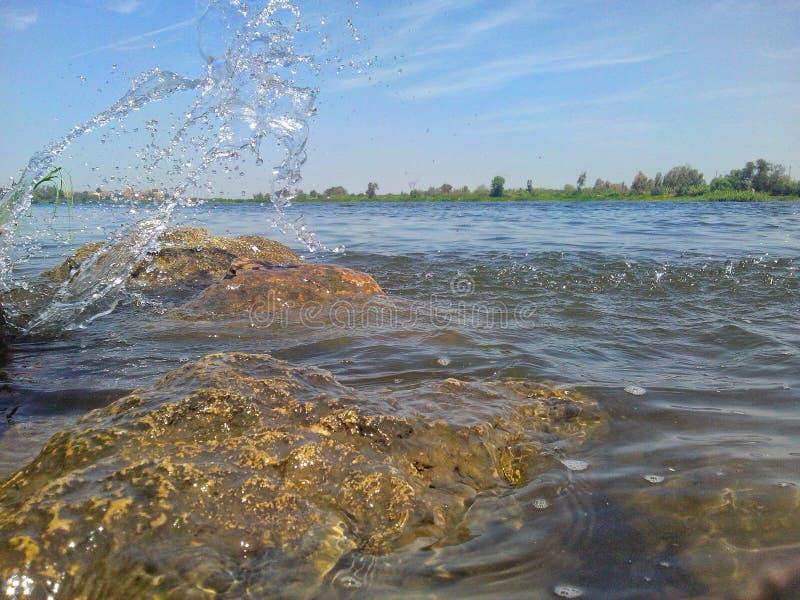 река Нила стоковые изображения rf