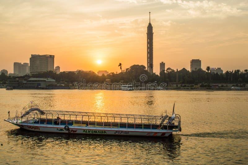 река Нила стоковое изображение rf