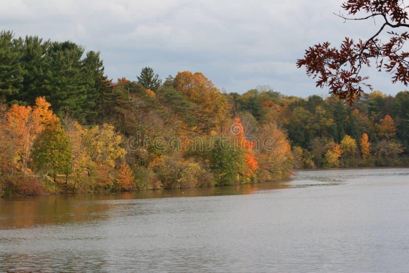 Река Огайо стоковое фото rf