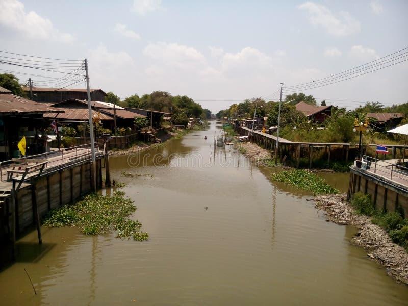 Река подъема стоковые фотографии rf