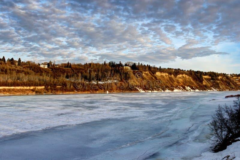 Река Саскачевана стоковые фото