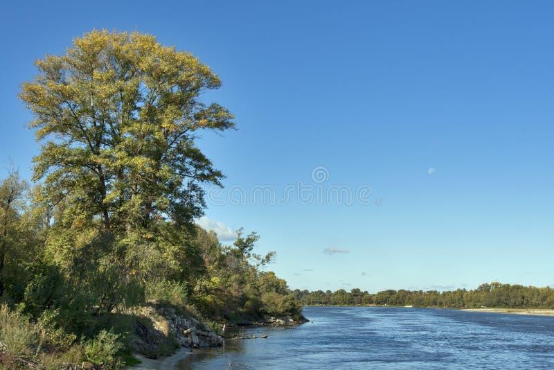 река Украина desna стоковая фотография rf